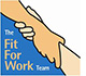 Leicester Fit for Work logo