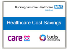 Buckinghamshire Healthcare NHS Trust Case Study on Cost Savings - thumb